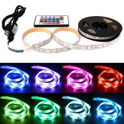 1-5M LED TV USB Backlight Kit Computer RGB LED Light Strip T
