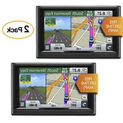 1 OR 2pcs Smart 50 LMTHD 5inch GPS with Lifetime Maps & Traf