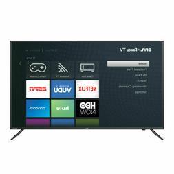 ONN 100007147 50 inch 4K Roku Smart LED TV