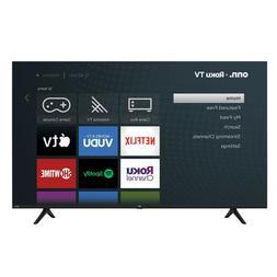 ONN 100012585 50 inch 2160p  UHD Roku Smart LED TV NEW