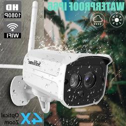 1080P Security IP Camera Video Wireless Waterproof Outdoor H