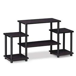 Furinno 11257DWN Turn-N-Tube No Tools Entertainment Center,