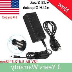 """12V New AC Adapter For Insignia NS-LCD15 NSLCD15 15"""" LCD TV"""