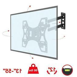 13 - 55 Inch LCD LED TV Wall Mount Full Motion Swivel 32 36