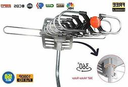 150miles TV Antenna Amplified Long Range Outdoor HD Digital
