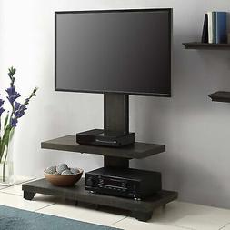 """Whalen 2 Shelf TV Stand with Mount for TVs up to 50"""""""