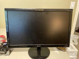 20 inch monitor 50 60hz with built