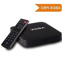 2017 GooBang Doo ABOX Pro Android 6.0 TV Box with Newest RF