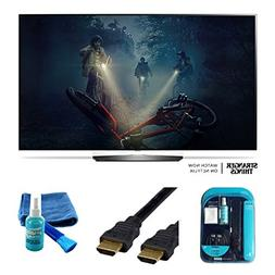 "2017 Model OLED55B7P Series B7 Class 55"" 4K TV Bundle - 4K H"