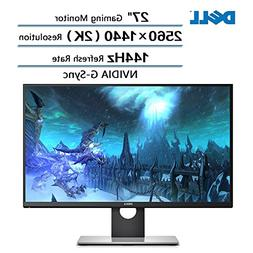 2018 Dell Flagship High Performance 27 inch Gaming Monitor w