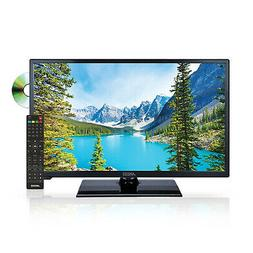 Axess 23.8 Inch High Definition LED TV with DVD Player