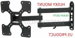 24 32 39 40 Inch Full Motion Tilt Swivel TV Wall Mount Brack