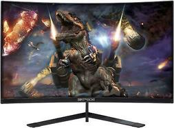 """Sceptre 24"""" Curved 144Hz Gaming LED Monitor Edge-Less AMD Fr"""