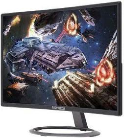"""Sceptre 24"""" Curved 75Hz Professional LED Monitor 1080p HDMI"""