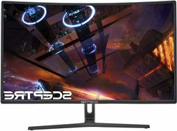 """Sceptre 27"""" Curved 144Hz Gaming LED Monitor Edge-Less FreeSy"""