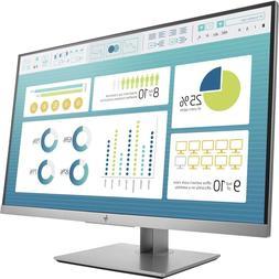 "HP 27 Inch Computer Monitor - EliteDisplay E273 27"" 16:9 IPS"