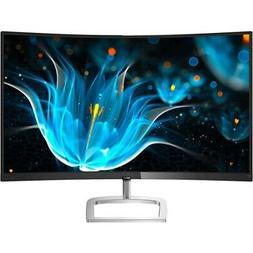 "Philips 278E9QJAB 27"" Curved Frameless Monitor, Full HD 1080"