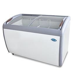 Omcan 27941 50-INCH ICE CREAM DISPLAY FREEZER WITH 12.8 CU.