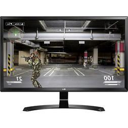 "LG 27UD58-B 27"" Class 4K UHD IPS Freesync Gaming Splitscreen"