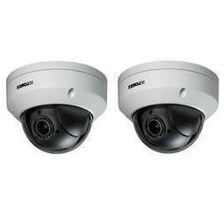 Lorex 2x LNZ44P4B Super High Definition 4MP PTZ Dome Camera