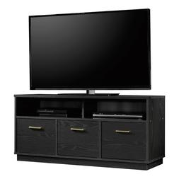 3-Door TV Stand Console up to 50 inch Tv Open storage & shel