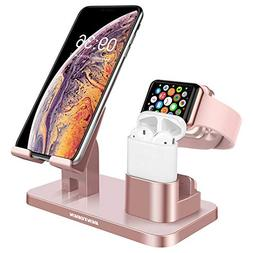 BENTOBEN 3-in-1 Charging Stand, Universal Charging Dock Stat