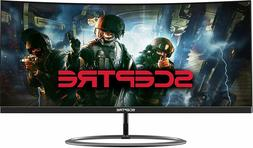 """Sceptre 30"""" 21:9 Curved Gaming Monitor C305W-2560UN 2560 x 1"""