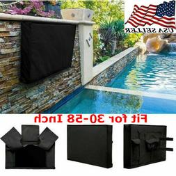 30-58 Inch TV Cover Outdoor Gear Waterproof Protector LCD LE