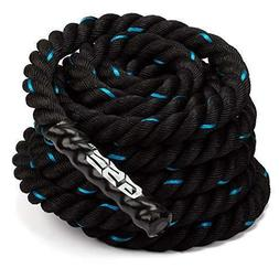 30ft/40ft/50ft Battle Rope. Exercise Workout Strength Traini