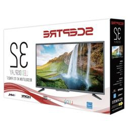 "Sceptre 32"" Class HD  LED TV  NEW"