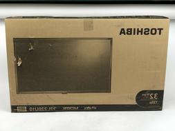 "Toshiba / 32"" Class / LED / 720p / HDTV / New Open Box / 32L"