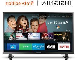 Insignia 32-inch 720p HD Smart LED TV- Fire TV Edition 3 HDM