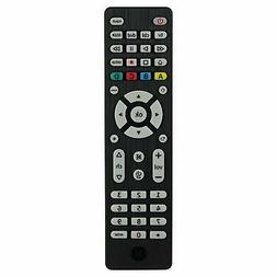 GE 34457 4-Device Universal Remote Control, Designer Series,