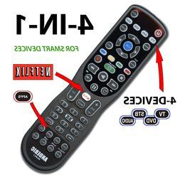 Anderic 4-Device Universal Remote Contro
