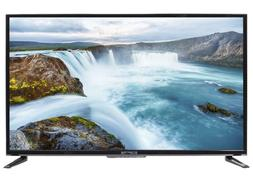 Sceptre 40 inch 1080p HDMI LED Display, Metal Black 2018
