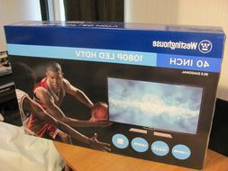 WESTINGHOUSE 40 inch; 1080p; HDTV;  {NEW}