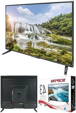 "Sceptre 43"" Class 1080P FHD LED TV X435BV-F"