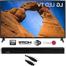 """LG 43LK5700PUA 43""""-Class HDR Smart LED Full HD 1080p TV  + V"""