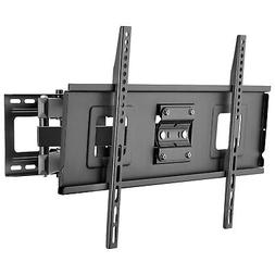 "Dynex- 47"" - 70"" Full Motion TV Wall Mount - Black"