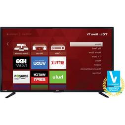 "TCL 48FS3750 48"" 1080p 120Hz Roku Smart LED HDTV"
