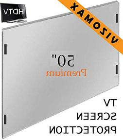 49 - 50 inch Vizomax TV Screen Protector for LCD, LED & Plas