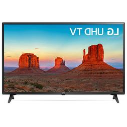 "LG 49"" Class 4K HDR Smart LED UHD TV 49UK6090PUA"