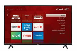 TCL 49S325 49 Inch 1080p Smart Roku LED TV