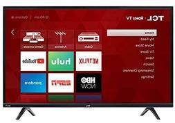 TCL 49S325 49 Inch 1080p Smart Roku LED TV