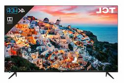 TCL 50-inch 5-Series Roku Smart HDR 4K UHD TV  with Soundbar
