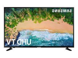 Samsung 50-Inch NU6900 Series 4K LED HDR UHD Smart TV in Bla