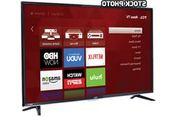 "TCL 50FS3800 50"" inch Class FHD  Roku Smart LED TV - NEW"