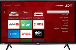 TCL 50-inch 1080p Roku Smart LED TV - 50SS50, 2019 Model
