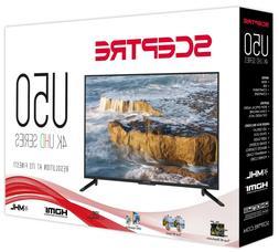 Sceptre 50 inch 2160p  LED TV U515CV-U 2020 NEW