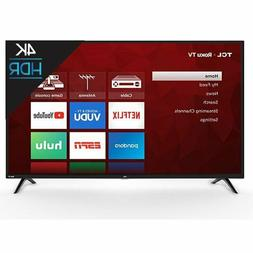 TCL 50S425 50 inch 2160p 4K LED Roku Smart TV 4 Series